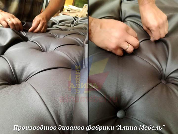 Производство нестандартной мягкой мебели