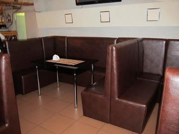 Модульные диваны для кафе и баров