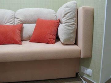 Изготовление диванов для лоджии