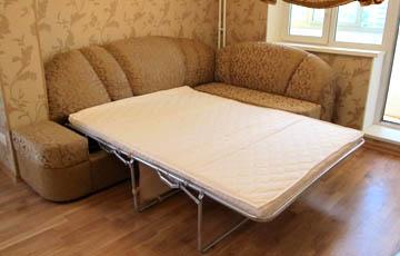 Угловой диван по индивидуальному проекту