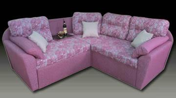 Радиусный диван по индивидуальным размерам