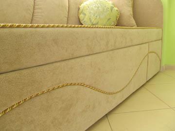 Эркерные диваны на заказ любого дизайна