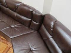 Угловой диван для эркера на заказ