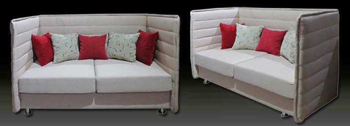 Изготовление диванов для офиса на заказ