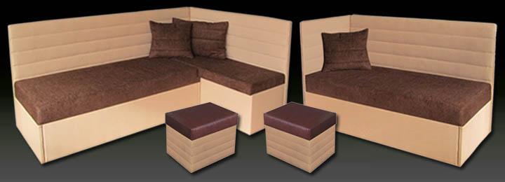 Изготовление диванов для офиса и кафе