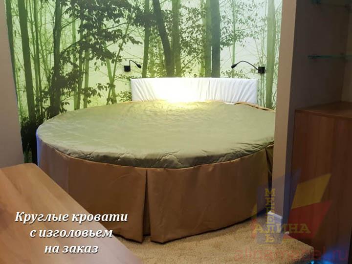 Нестандартные кровати на заказ