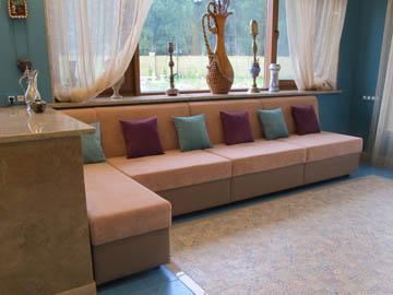 Изготовление диванов по размерам заказчика