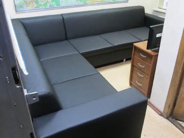 Изготовление диванов для офиса