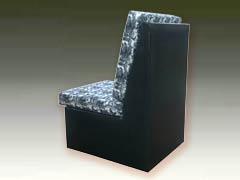 Кресельная часть модульного дивана