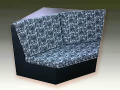 Угловой модуль дивана