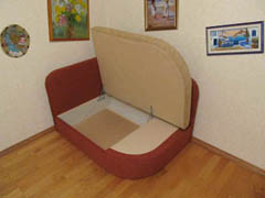 Кресло с ящиком под заказ