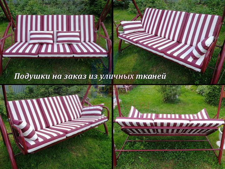 Пошив чехлов на подушки из непромокаемых тканей