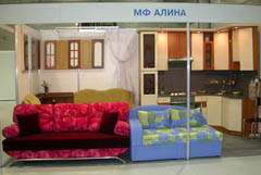 Выставка мягкой мебели