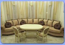 Мягкая мебель фабрики Алина Мебель