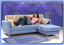 Мягкая мебель от фабрики Алина Мебель