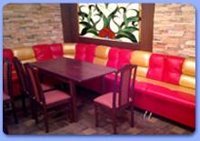 Мебель на заказ для ресторанов