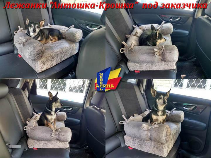 Лежанки для собак на заказ