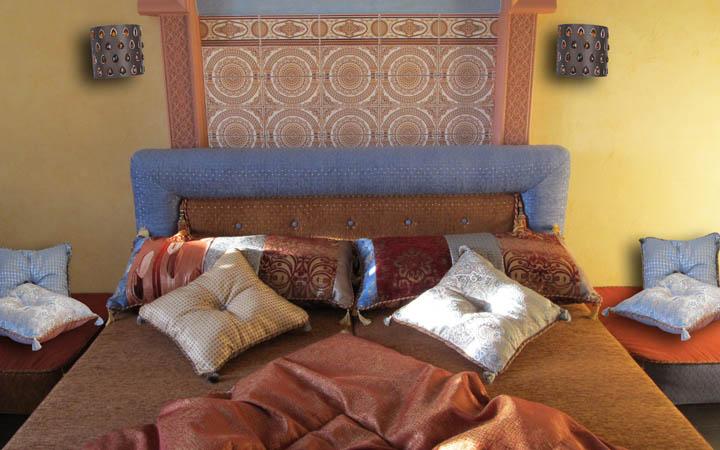 Мягкие кровати на заказ от фабрики Алина Мебель