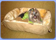 Диваны и лежанки для домашних животных
